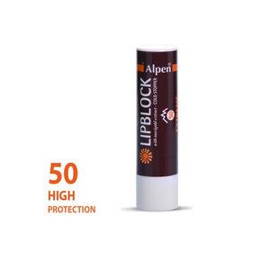 Alpen lipstick factor 50  kopen online bij topsnowshop