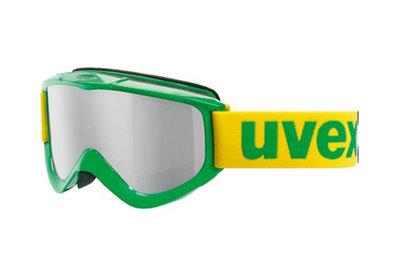Skibril Uvex Fx Flash Unisex Groen