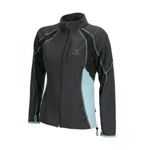 Scott Actifit Womanôs Thermal Jacket S Grijs Blauw