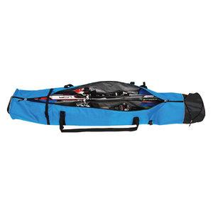 skitas zwart blauw - tas voor ski's - skitas vliegtuig kopen corvara-duo