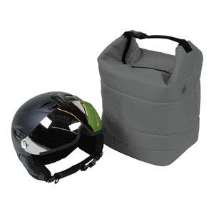 skihelm tas-skihelmtasche-helmtasche-helmet bag grijs