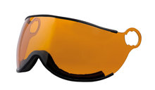 Mango Skihelm Vizier orange mirror ( ) voor Mango cusna quota alpina jump