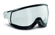 KASK PIUMA VIZIER VOOR CLASS SKIHELM - TRANSPARENT (Cat.0) VISOR VISIER 8057099028516