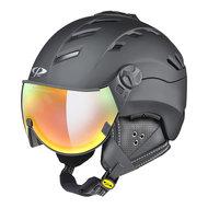 Cp skihelmen zijn in de alpen zeer populair,aan alles is ook gedacht en van topniveau, zoals o.a. de ...