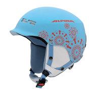 Deze alpina spam cap is een trendy skihelm, geschikt voor mannen en vrouwen. de lichte skihelm voel je bijna ...